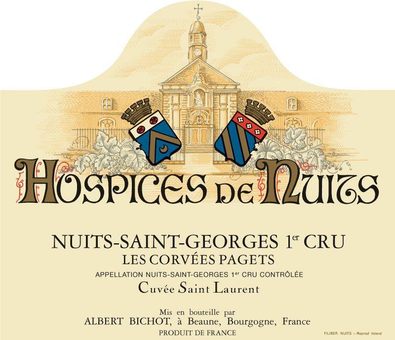 HospicesNuits-NSG1ERCRU-LesCorveesPaget-CuveeSaintLaurent