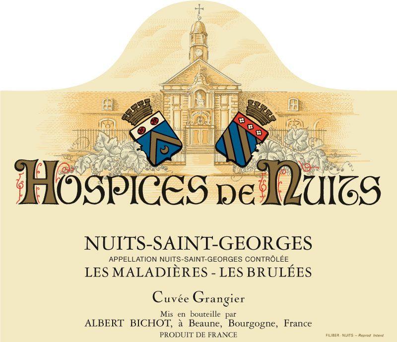 HospicesNuits-NSG1ERCRU-LesMaladieres-lesbrulees-CuveeGrangier