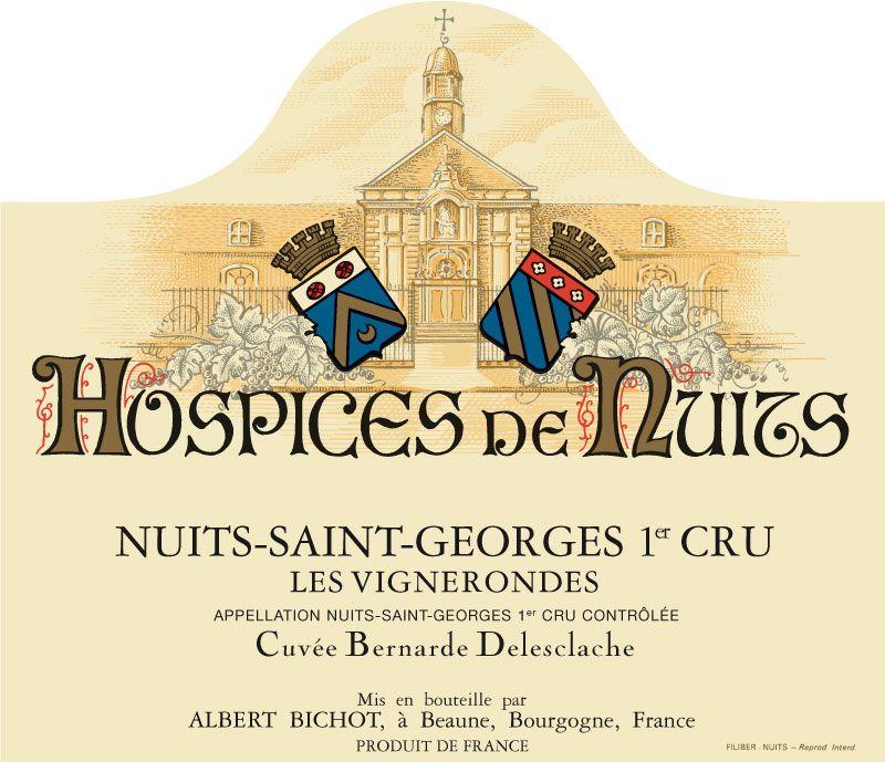HospicesNuits-NSG1ERCRU-LesVignerondes-CuveeBernardeDelesclache