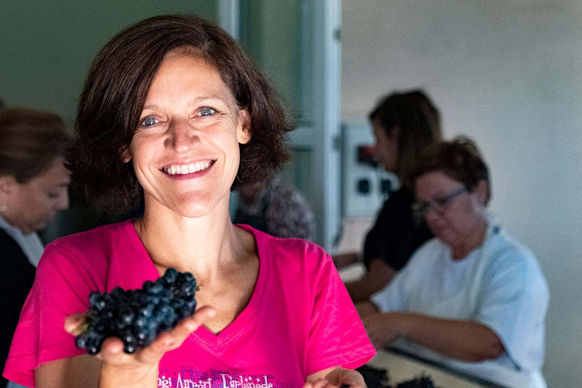 Video: winemaker Ludivine Griveau explains why 2019 is a solar yet Burgundian top level vintage