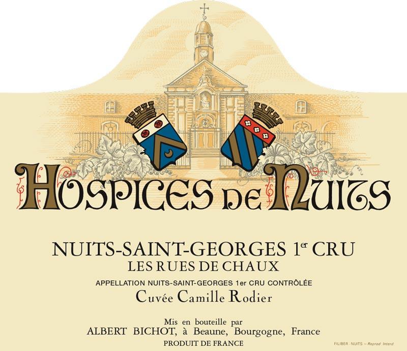 HospicesNuits-NSG1ERCRU-LesRuesdeChaux-CuveeCamilleRodier