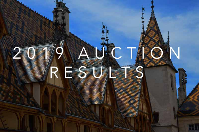 Hospices de Beaune 2019 results: a beautiful wine auction – Albert Bichot #1 buyer once again