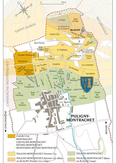 Puligny-Montrachet-cuvee-bernard-clerc