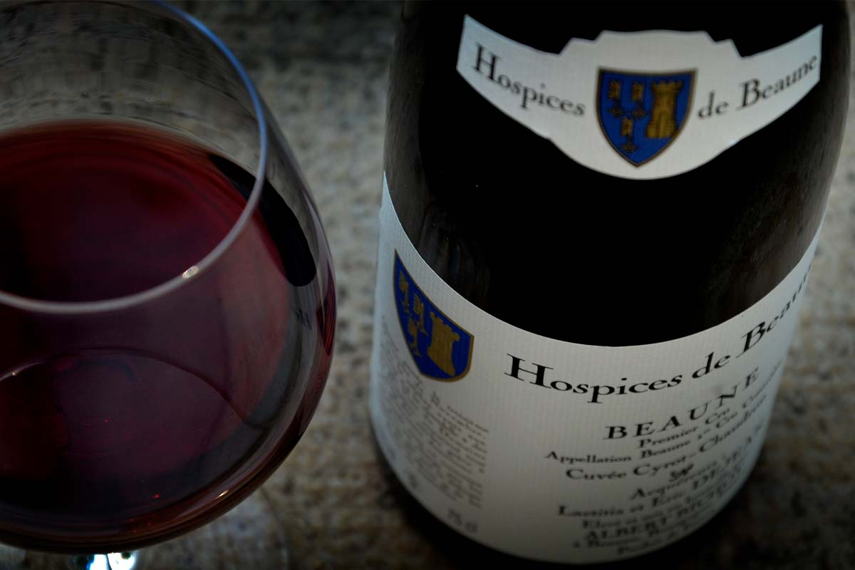 Sélection Hospices de Beaune 2020 par Albert Bichot : 5 vins à partir d'une bouteille